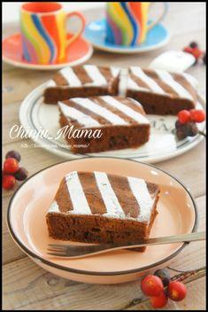簡単【混ぜて卵焼きフライパンで10分焼くだけ♩】ほわっほわ♡チョコケーキ
