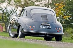 Help us to find STOLEN Porsche 356A! Help us finding Thorkil Simonsen's 1956 Porsche 356 A. This beautiful and prizewinning old car was stolen between August 10th and 11th 2012. It was taken from the parking lot at Berghotel Hohe-Acht close to the german Nürburgring. Black Danish plate (H12 356), special wheels with center nuts, center mounted Sebring muffler, Speedster seats and Les Lestun wooden steering wheel. You can call Thorkil at +45 40721284 or mail simonsen-356@c.dk