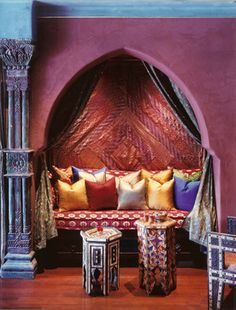 Red Tent inspiration