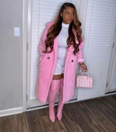 Boujee Outfits, Baddie Outfits Casual, Swag Outfits For Girls, Cute Swag Outfits, Dressy Outfits, Dope Outfits, Girly Outfits, Stylish Outfits, Glamorous Outfits