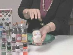 Donna Dewberry Introduces you to Folkart® Outdoor paint