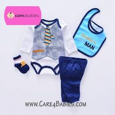$17.50 Infant Baby Boy Daddy's little Man Blue Rompers Trousers Socks BibTo Buy PM Us or Visit Us At https://www.care4babies.com/products/infant-baby-boy-daddys-little-man-blue-rompers-trousers-socks-bib#infantbabyboydaddyslittlemanblueromperstrouserssocksbib #clothingboys #babyboyclothing #cuteinfantboyclothes #newbornboyclothes