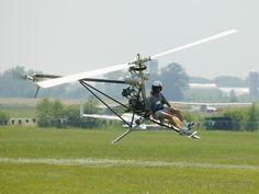 Mosquito Air ultralight helicopter