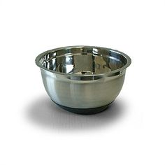 Kitchen Utensils & Cooking Prep - Briscoes - Prestige Bowl - Stainless Steel with Rubber Base Granite Kitchen, Buy Kitchen, Cooking Utensils, Kitchen Utensils, Egg Slicer, Mixing Bowls, The Prestige, Food Preparation