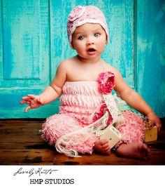 Baby Girl Hat Baby Hat Newborn Hat Crochet Hat par LovelyKnits, $20,95