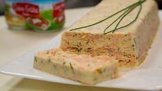Terrine aux deux saumons, très facile et tellement gourmande !