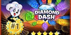 Diamond Dash Hack Tool Lives Gold - Bookhacks.com
