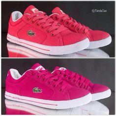 Tenis Lacoste para Dama   #tenis #lacoste #domicilio #envío #medellin #colombia #cartagena #cali #cartago #manizales #pereira #choco #putumayo #bogota #bucaramanga #barrancabermeja