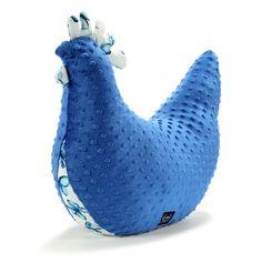 Kura Babci Dany - Electric Blue