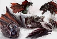 драконы дейенерис акварель - Поиск в Google