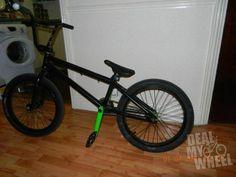 Custom Built BMX Bikes DK