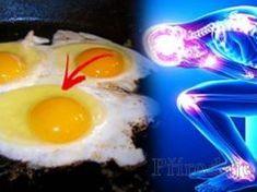 Víte, co se může stát, když jíte 3 vejce denně? Neuvěřitelný! What Happened To You, What Happens When You, Healthy Tips, Healthy Recipes, Healthy Food, Tortilla Pinwheels, Bacon, Cornish Pasties, Southwest Chicken