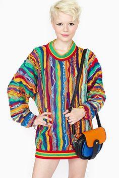 23/08/2013 Gangsta's Paradise Coogi Sweater