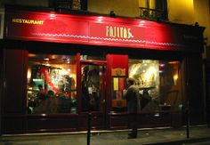 """authentic"" mexican food in Paris - 15 rue Dauphine"