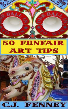 Vintage Funfair & Traditional Style Fairground by Funkyribbonshop, £5.00