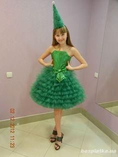 Christmas Tree Costume, Christmas Tutu, Tutu Outfits, Indian Designer Outfits, Designer Dresses, Kids Outfits Girls, Girl Outfits, Kids Christmas Outfits, Fancy Dress For Kids