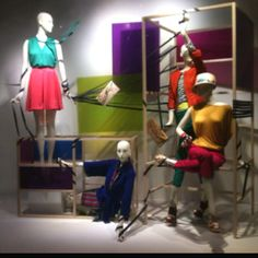 Nordstrom Visual Display - Cleveland, Ohio