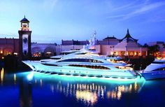 Go on a Yacht...(Have a friend that has a friend that knows a person that owns a yacht hahaha)...Diamonds Are Forever Yacht