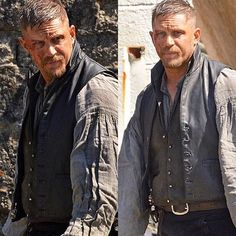 I think I'm in LOVE with this man!!! #tomhardy #taboo