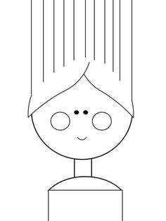 Free Printable Trace Line Worksheet for Kids - Preschool and Kindergarten Cutting Activities, Fine Motor Activities For Kids, Preschool Learning Activities, Preschool Lessons, Preschool Worksheets, Toddler Activities, Preschool Activities, Kids Learning, Preschool Writing