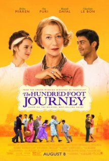 The Hundred-Foot Journey (2014) Poster
