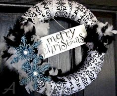 Adorable Christmas Wreath!