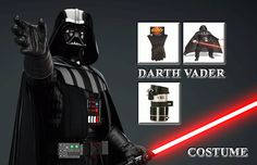 20 HALLOWEEN STAR WARS COSTUMES FOR FAN & COSPLAYERS Darth Vader Costumes, Star Wars Halloween Costumes, Rogue One Star Wars, Star Wars Cast, Guardians Of The Galaxy, Rogues, Steven Universe, Harley Quinn, Finding Yourself