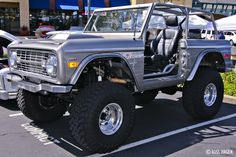 Remember when the Ford Bronco was one of the most popular offload vehicles on the roa Read more at http://americanlivewire.com/2014-08-26-2015-ford-bronco/