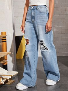 Tomboy Fashion, Look Fashion, Fashion Outfits, Cute Casual Outfits, Pretty Outfits, Jeans Vintage, Bon Look, Cute Pants, High Waisted Mom Jeans