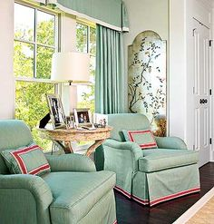 Fit a seating area or desk into a bedroom by bumping out the wall to create a simple box bay window.