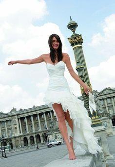 Cymbeline : robe saline, robe mariée
