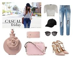 Casual Friday! by profumeriesabbioni on Polyvore featuring bellezza, Yves Saint Laurent, Valentino, Alexander Wang and Dolce&Gabbana