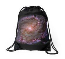 Stellar Genesis Drawstring Bag