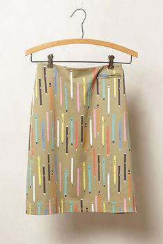 Archival Collection: No. 2 Pencil Skirt #anthropologie