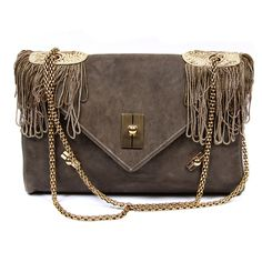 TRUSSARDI 1911 Bag ($1,130) ❤ liked on Polyvore featuring bags, handbags, purses, bolsas, accessories, women, summer handbags, handbags purses, embroidered purse and hippy purse