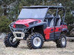 "Kawasaki Teryx 4 - 2"" Adjustable Lift Kit"