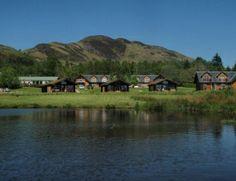 We have 11 five-star luxury lodges overlooking loch lomond.