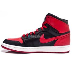 another chance 0b840 4aca1 Air Jordan I (1) Banned