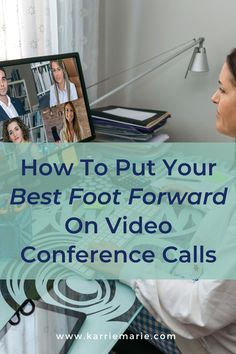 The use of video conferencing software has skyrocketed over the past couple of months. Video conferencing is an awesome tool to use while trying to maintain productivity and effectively communicate with other business owners or clients. If you are new to the concept of meeting over the computer screen, there are a few things you need to keep in mind if you want to put your best foot forward on your video call. Work From Home Business, Creating A Business, Online Business, Affiliate Marketing, Social Media Marketing, Etiquette And Manners, Online Video, Be Your Own Boss, Wordpress Plugins