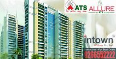 Commercial Property in Noida, Residential Property in Noida, Resale Property in Noida: Resale Apartments ATS Allure Yamuna Expressway
