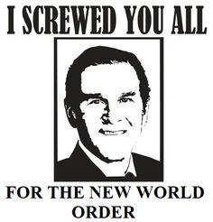 I SCREWED YOU ALL FOR THE NEW WORLD ORDER INFOWARS.COM  BECAUSE THERE'S A WAR ON FOR YOUR MIND