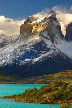 Торрес-дель-Пайне  #мирпрекрасен #мир_необычного #amazing #пейзаж #beautiful #beautifulpictures #шедевры_вселенной #красивый_пейзаж #природа #красота #мирпрекрасен #beauty #beautiful #naturek