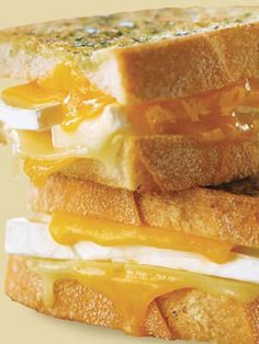 10 Greatest Grilled Cheese Sandwiches from Women's Day