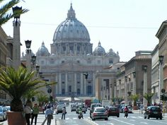 St. Peter's Basilica, Vatican, Best places to visit in Italy