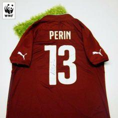 Aggiudicati la maglia ufficiale di Mattia Perin partecipando all'asta Charitystars WWF Italia http://www.charitystars.com/product/maglia-perin-italia-ufficiale-authentic-autografata-brasile-2014-celebriamolamaglia-vivoazzurro Ci aiuterai a salvare l'Amazzonia e anche tu potrai dire #iotifoAmazzonia