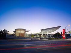United Oil Gasoline Station - Kanner Architect - US