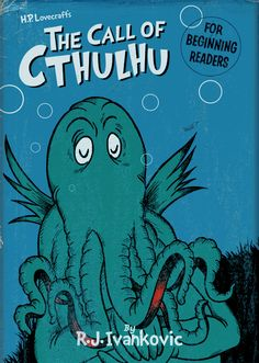 """an early reader """"the Call of Cthulhu"""""""