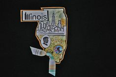 Illinois State Tag