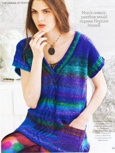 Noro Magazine #01 | Knitting Fever Yarns & Euro Yarns