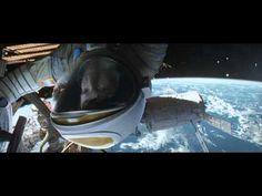 Second wave of debris while Ryan frees the Soyuz - Gravity Scene - YouTube